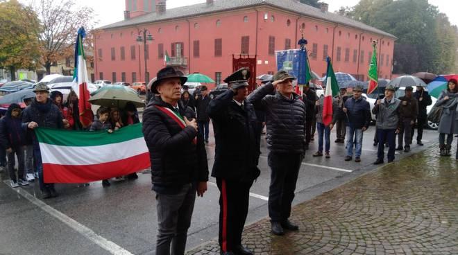Commemorazione IV Novembre Villafalletto