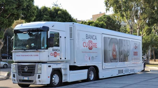 """""""Truck Tour Banca del Cuore 2019"""""""