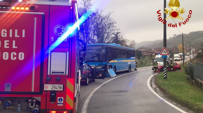incidente stradale priocca