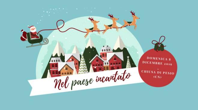 Natale a Chiusa di Pesio