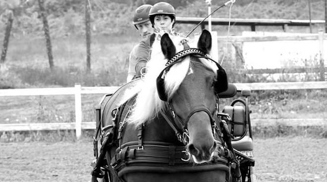 Ramona Bigatto da Saluzzo alla Fiera Cavalli di Verona - Cuneo24
