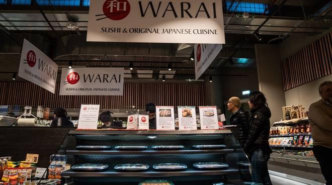 sushi corner ipercoop