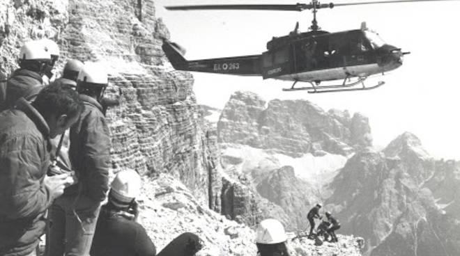 soccorso alpino e speleologico