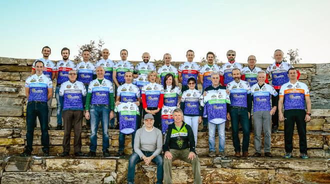 Premiazioni ciclismo  CSAin Cuneo 2019