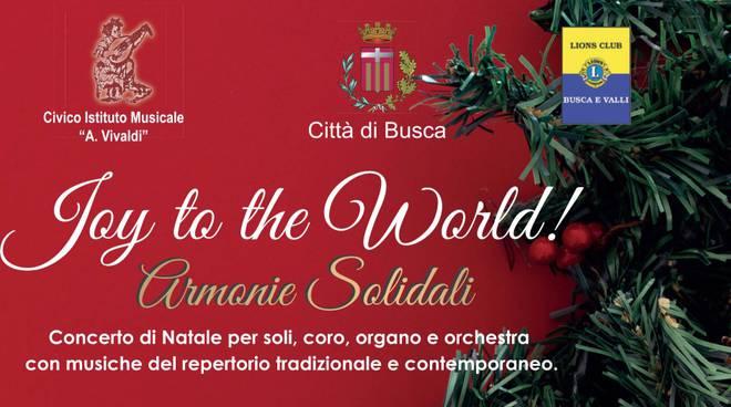 Joy to the World! Armonie Solidali
