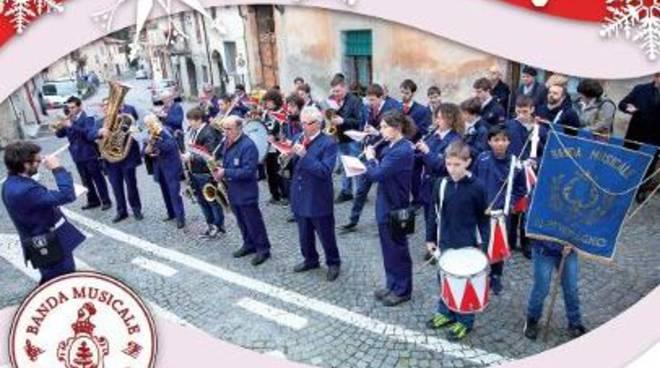 banda musicale peveragno natale