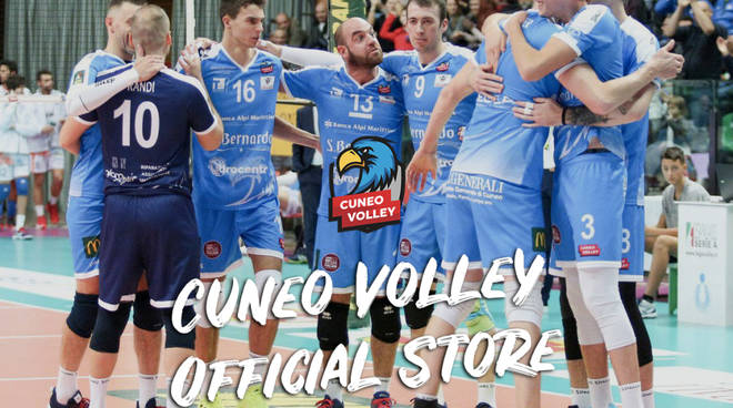 ecommerce cuneo volley
