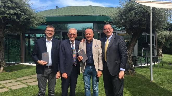 Beppe Ghisolfi,  Marco Buttieri , Alberto Rizzo