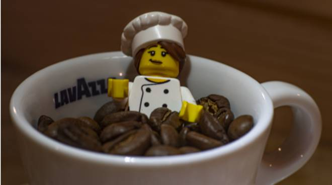Lego Coffee & Co