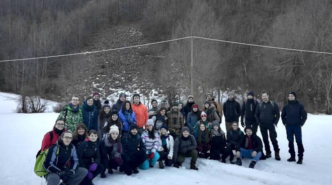Tecniche di monitoraggio del lupo sulla neve