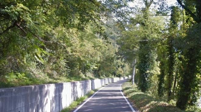 provinciale 303 tra Ceva e Roascio