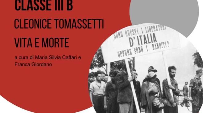 classe III B. Cleonice Tomassetti