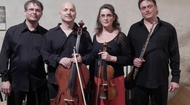Quartetto di Praga Ensemble Martinù