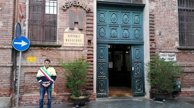 sindaco fossano Dario Tallone