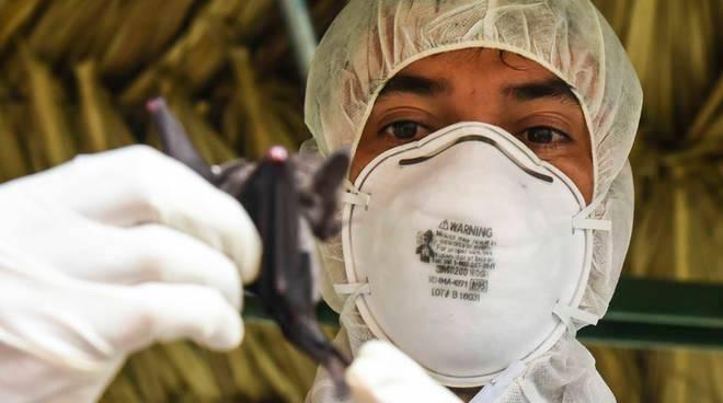 infermiere mascherina coronavirus