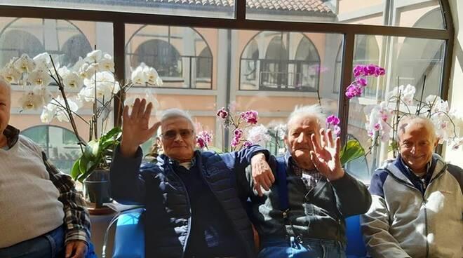 casa di riposo santissima annunziata busca ospiti