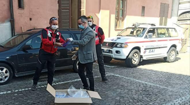 donazione carabinieri in congedo busca