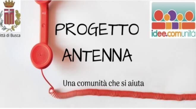 Progetto antenna