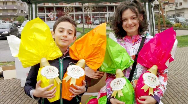 Ail di Cuneo uova 2017