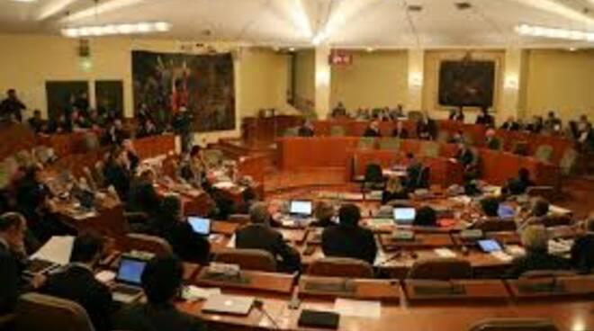 Aula Consiglio regionale