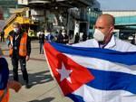 medici cubani aaeroporto caselle