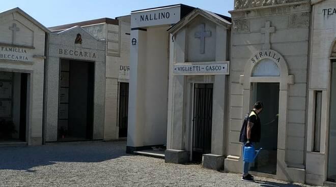 cimitero mondovì