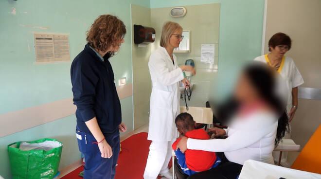 disfalgie pediatriche