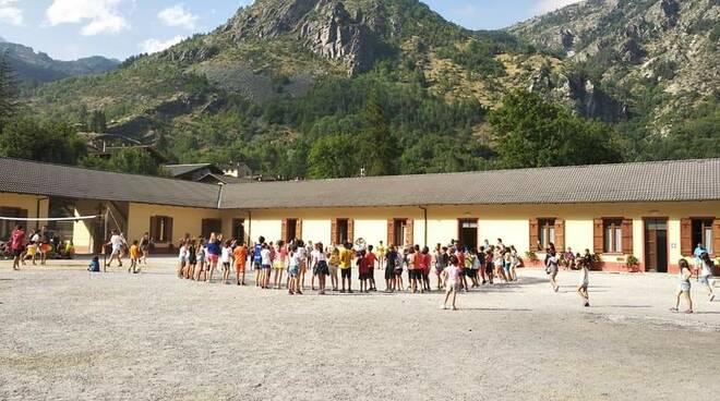 Casa alpina Acceglio