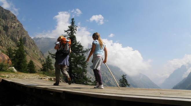 escursionismo A. Rivelli