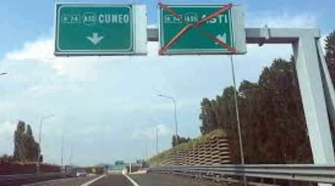 autostrada Asti-Cuneo