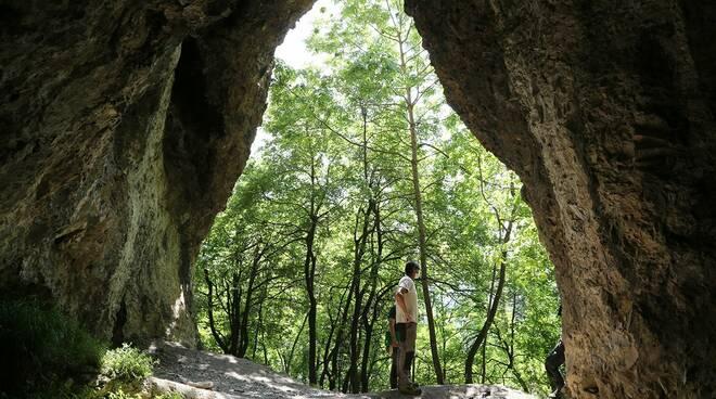 Grotte di Aisone | G. Bernardi