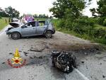 incidente boves cuneo