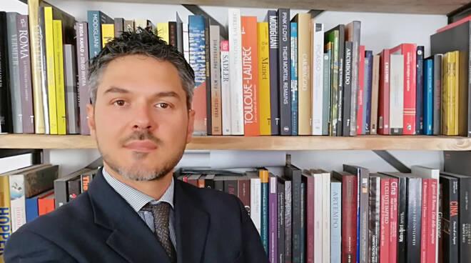 Davide De Luca  direttore della Fondazione Artea
