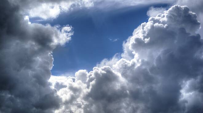 aria nuvole cielo pixabay