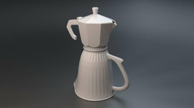 Ceramica stampa in 3D