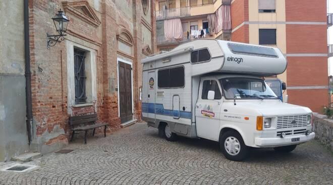 Cinecamper a San Michele Mondovì