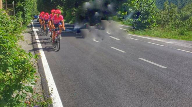TEAM EF in Val Tanaro