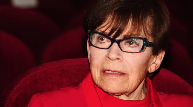 L'omaggio a Franca Valeri: