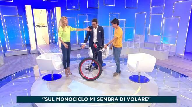 Marco Liprandi a TV8