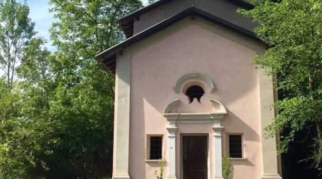 Cappella San Rocco Niella Tanaro