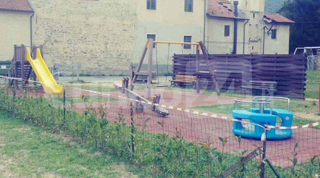 peveragno san giovenale parco giochi