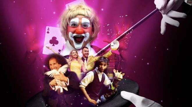 Rafael Voltan, Arturo il Clown, Zapotek e Denise, e mago Budinì