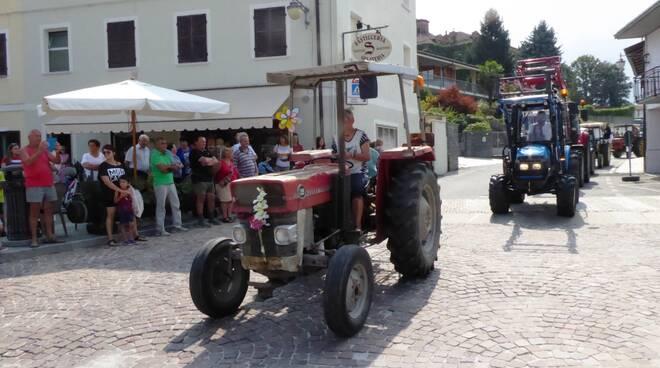 festa san magno trattori beinette