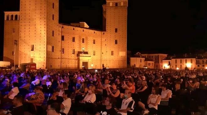 Piazza Castello Fossano