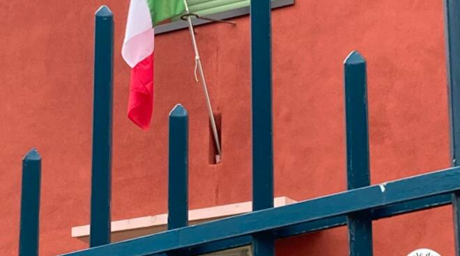 bandiera italiana bra