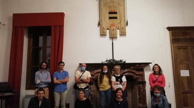 Accompagnatori volontari castello Casotto