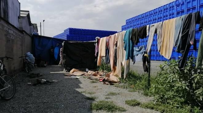 Saluzzo migranti