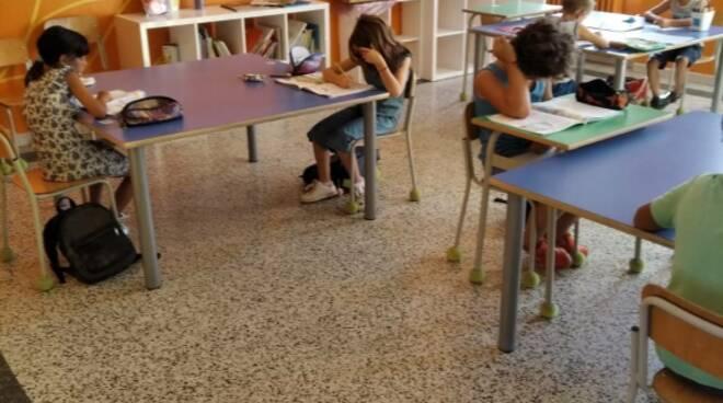 scuola estiva san chiaffredo