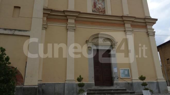 vignolo Cervasca Chiesa Parrocchiale San Michele