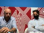 Massimo Riberi e architetto Gallo